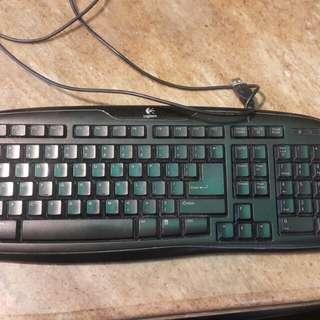 Gratis Logitech Keyboard