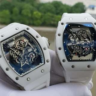 Rm055 bubba Watson Richard Mille watch