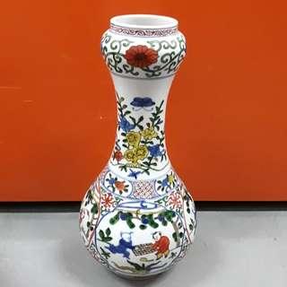 Porcelain Vase 仿古陶瓷花瓶