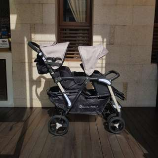 Lucky Baby City Duo double stroller
