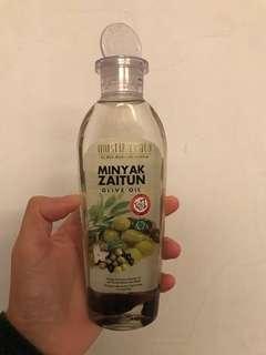 Mustika Ratu olive oil
