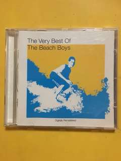 (Reserved) The Beach Boys Cd