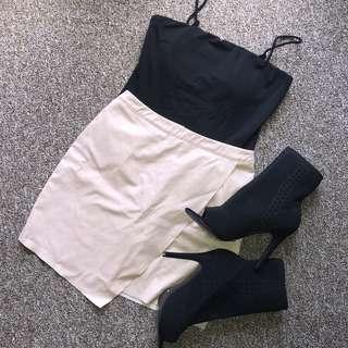 Bodysuit & Skirt