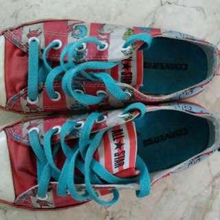 Converse All Stars Dr. Seuss Kid's shoe • US size 2