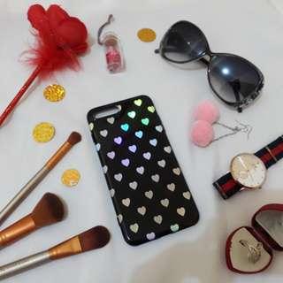 Case love holo ( iphone 7 plus )