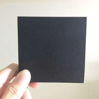 【3M】利貼抽取式便條紙-黑色