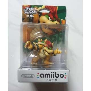 Amiibo Koopa Bowser