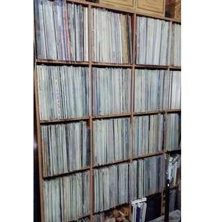 List of Vinyl LP Records for sale
