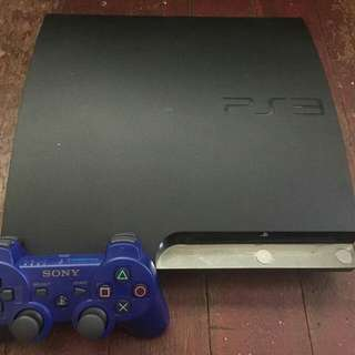 ps3 slim 21 games