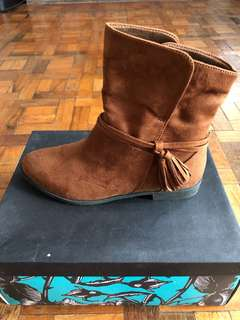 Lower East Side Boots