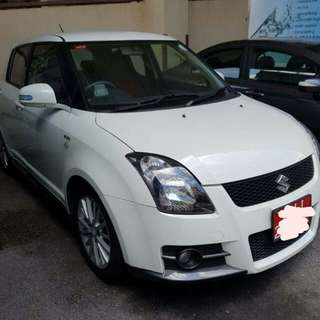 Suzuki Swift Sport 1.6cc manual