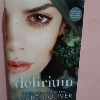 Delirium by Oliver Lauren