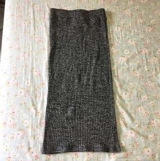 🚚 針織長裙 半身裙