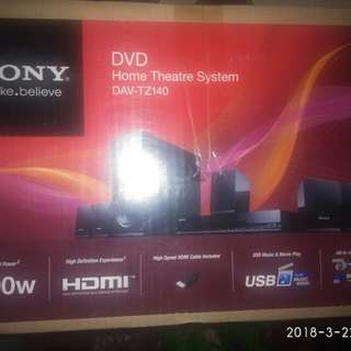 Bnew Rush sale sony home theater