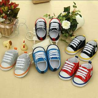 Baby Shoes (New): Size newborn - 6months