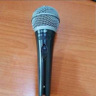 2× shure Pg58 microphone