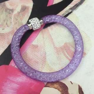 Swarovski inspired women's bracelets