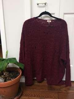 Tobi sweater size M/L