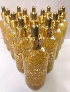 ✨24k純黃金高純度99.9% 勝鈦精華安瓶📣