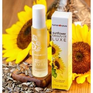 Sunflower Beauty Oil LUXE 50ml