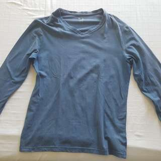 Gap - blue sweatshirt (Small)