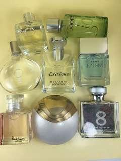 Parfume trevel size