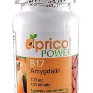 Vitamin B17 Amygdalina