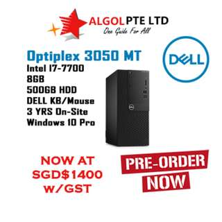 (BNIB) DELL OPTIPLEX 3050 MT