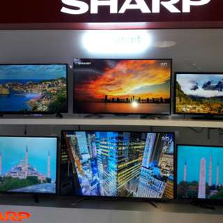 Sharp tv basic and smart tv