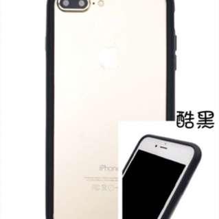 iPhone x新款犀牛盾有背蓋黑邊