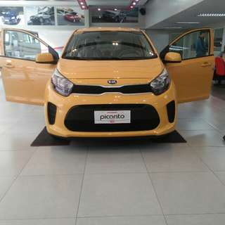 Kia Picanto 13,888 Lowest Down Promo Ever!