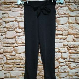 Black Candy Pants