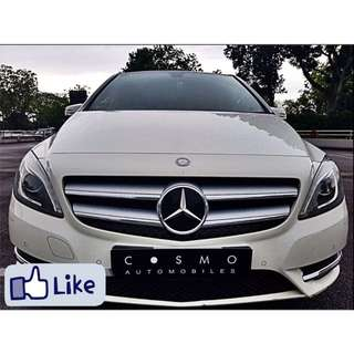 MERCEDES BENZ B 200 AT ABS AIRBAGS HID 2WD 5DR 2TP SR