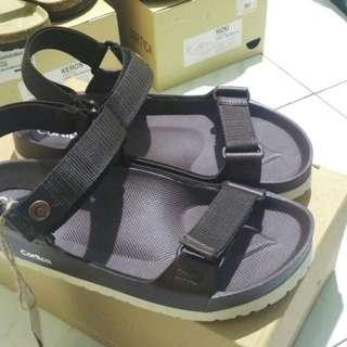 Sepatu sandal cortica young brown