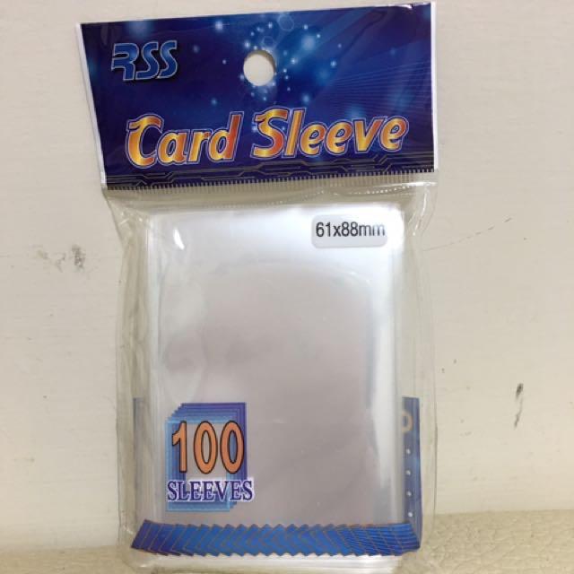 卡片透明塑膠套10包