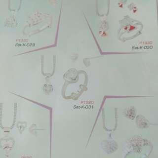 Set jewelry for kids