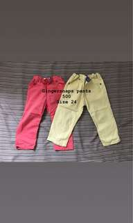 Pre-loved Gingersnaps Pants Size 24
