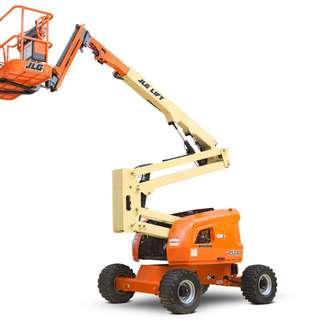 RENTAL - 45ft Boom Lift - JLG 450 AJ