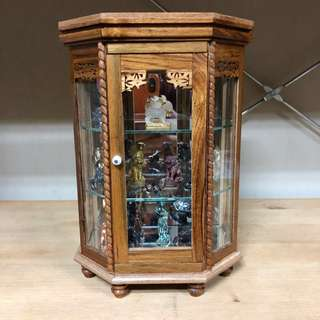 Miniature display cabinet