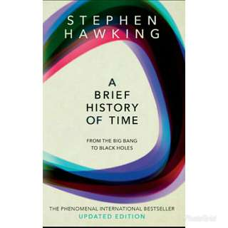 (Ebook) Stephen Hawking - A Brief Story of Time