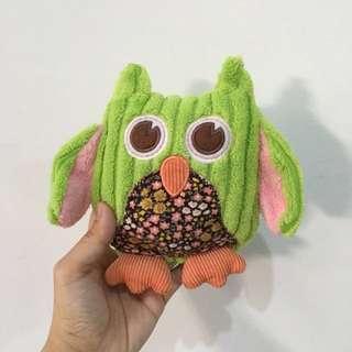 BNWOT Owl Stuffed Toy