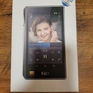 Fiio X5 III 有單有盒有保養