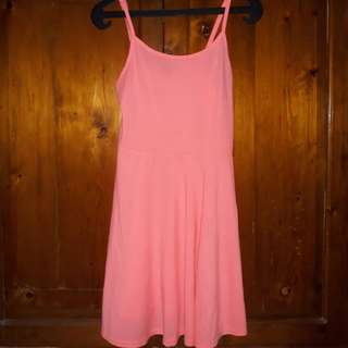 Neon dress by Cotton On
