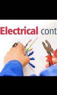 Electrician Services Call 98756516