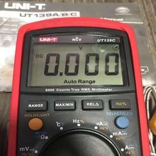 **67% OFF** UNI-T UT139C Digital Multimeters