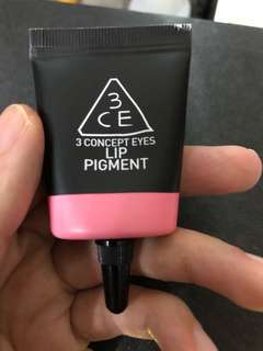 3ce 3concept eyes lip pigment original
