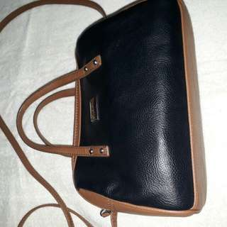 Authentic Nine west two way bag