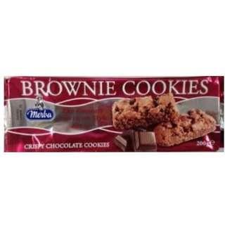 Merba Brownie Cookies