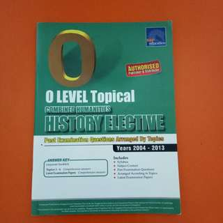O level combined humanities ( new)
