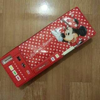 Disneyland hongkong pencil case